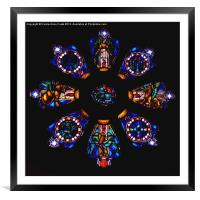 Saint Davids Cathedral Pembrokeshire Wales, Framed Mounted Print