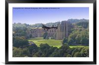 Lancaster and Lancing College Chapel , Framed Mounted Print