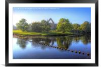 Bolton Abbey 3, Framed Mounted Print