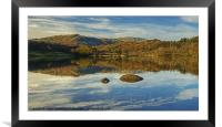 Rydal Water, Framed Mounted Print