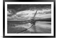 """""""CH.45 Fishing Vessel, Framed Mounted Print"""