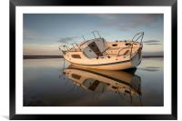 """""""Primo Reflections Pt2"""", Framed Mounted Print"""