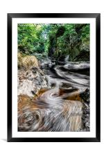 River Of Dreams, Framed Mounted Print
