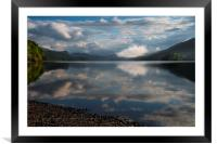 Lake Coniston, Framed Mounted Print