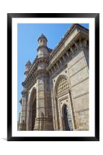 Gateway to India, Framed Mounted Print