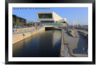 The Museum of Liverpool, Framed Mounted Print