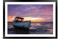 Time and Tide, Framed Mounted Print