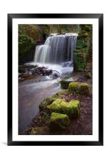 Upper Cut Wheel, Rivelin, Framed Mounted Print