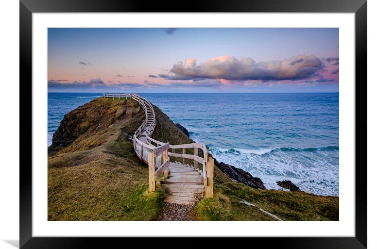 Buy Framed Mounted Prints of Durness Viewpoint by Stephen Smith