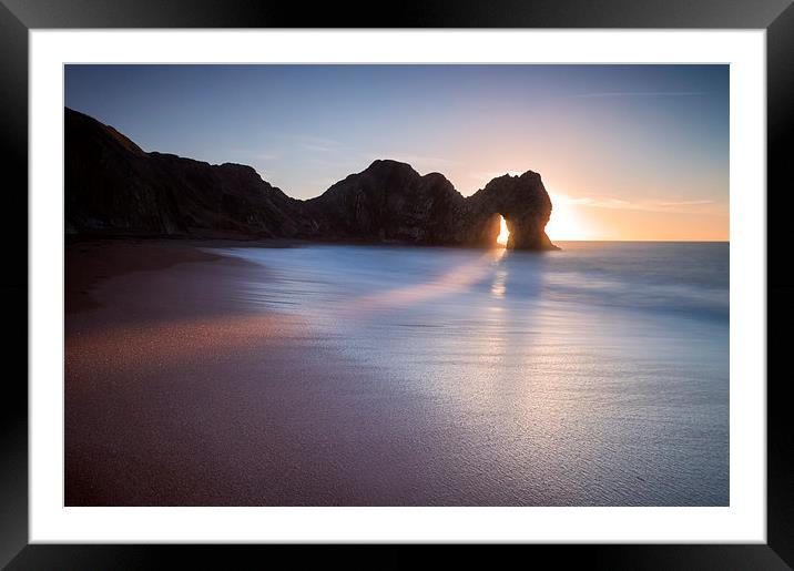 Buy Framed Mounted Prints of Through the doorway by Chris Frost