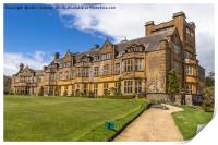 Minterne House and Gardens in Minterne Magna, Print