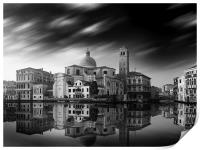 Venice Old Town Italy, Print