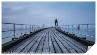 Whitby boardwalk, Print