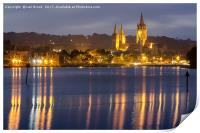 Truro Cathedral , Print