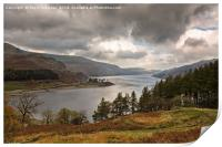 Stormy Haweswater, Print