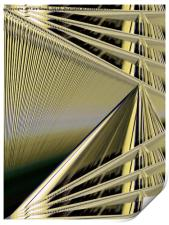 Threads on the Loom of Life, Print