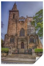 Dunfermline Abbey West Front, Print