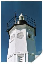 Anstruther Lighthouse, Print