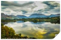 Loch Awe Argyll and Bute, Print
