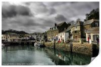 Padstow Cornwall, Print