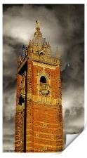 Cabot Tower, Print