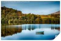 Loch Awe Reflections, Print