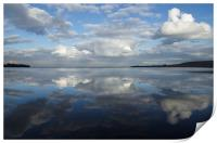 Redmires in the Peaks, Print