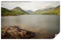 Wast water, Print