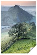 Parkhouse Hill, Print