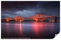 Forth Rail Bridge, Print