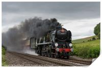 The Welsh Marches Express, Print