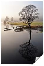 The Reflections, Ullswater, Print