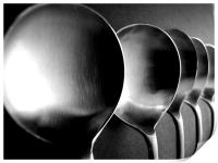 Soup Spoons - Still Life, Print