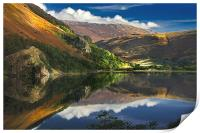 morning by Llyn Gwynant, Print