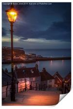 The 199 Steps of Whitby, Print