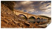 The Arches, Print
