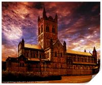 The Abbey, Print
