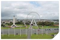 Plymouth Hoe, Print