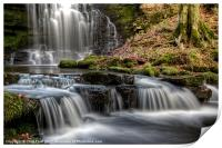 Scaleber Force Falls, Print