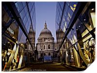 St Paul's Cathedral, Print