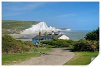 The Seven Sisters , Print