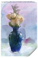 A Touch of Beauty, Print