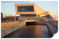 The Museum of Liverpool, Print