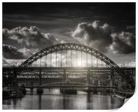 :Tyne bridge:, Print