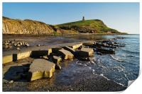 Kimmeridge Bay                      , Print