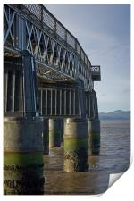 The Silvery Tay (in colour), Print