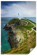 South Stack Lighthouse, Print