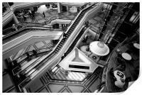 West Orchards, Coventry, Print