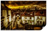 Bygone Whitby, Print