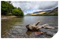Buttermere Lake District, Print